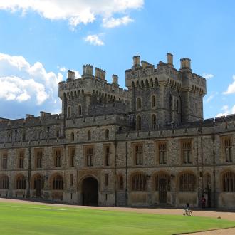 Windsor Castle Woods Of London